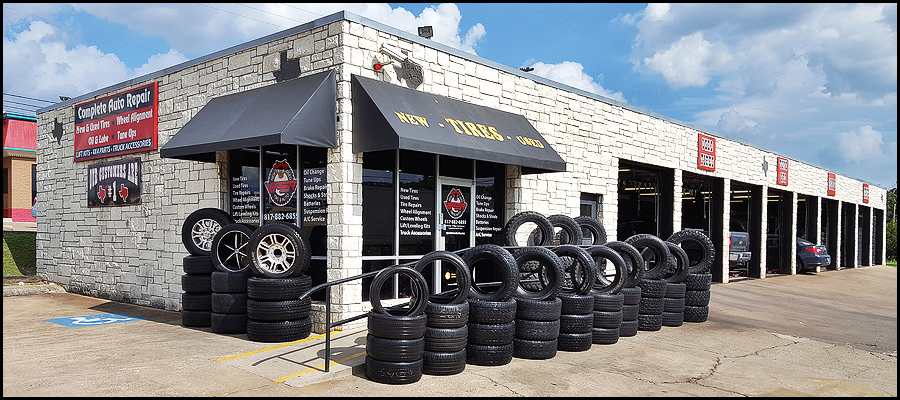 Fort Worth Tx Tires Auto Repair Shop Viper Tire And Auto